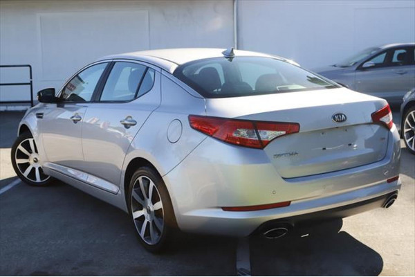2013 Kia Optima TF MY13 SLi Sedan Image 3