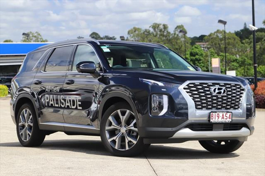 2020 MY21 Hyundai Palisade LX2.V1 Highlander Wagon Image 1