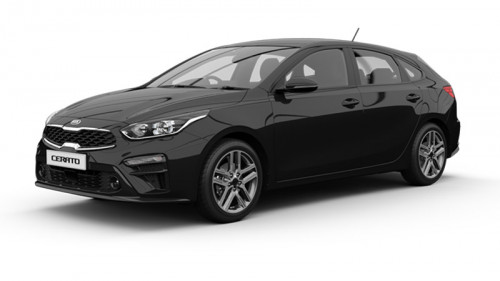 2020 Kia Cerato BD Sport Plus with Safety Pack Hatchback