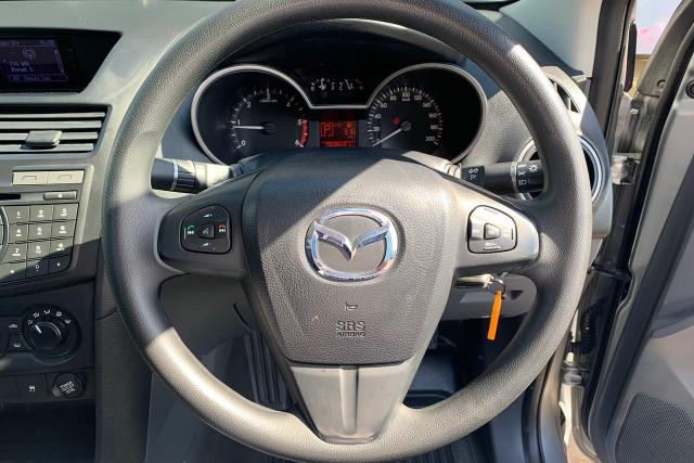 2017 Mazda BT-50 XT Hi-Rider