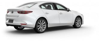 2021 Mazda 3 BP G20 Touring Sedan Sedan image 12