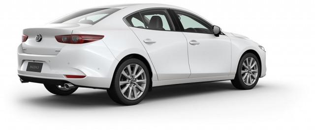 2021 Mazda 3 BP G20 Touring Sedan Sedan Mobile Image 12