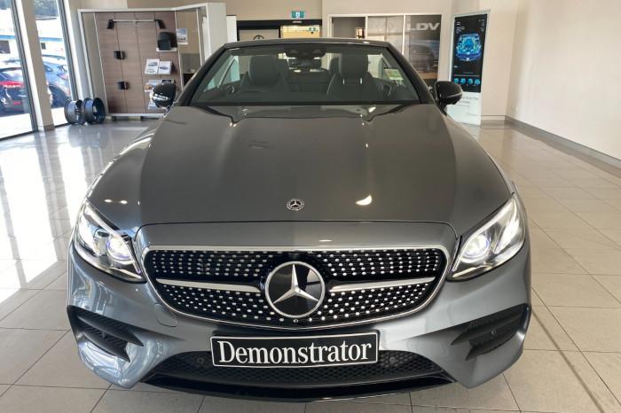 2020 Mercedes-Benz E Class Convertible Image 3