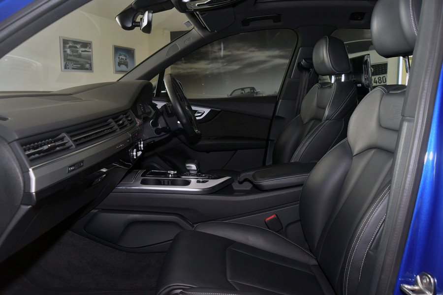 2017 Audi Q7 4M MY17 TDI Suv Mobile Image 7