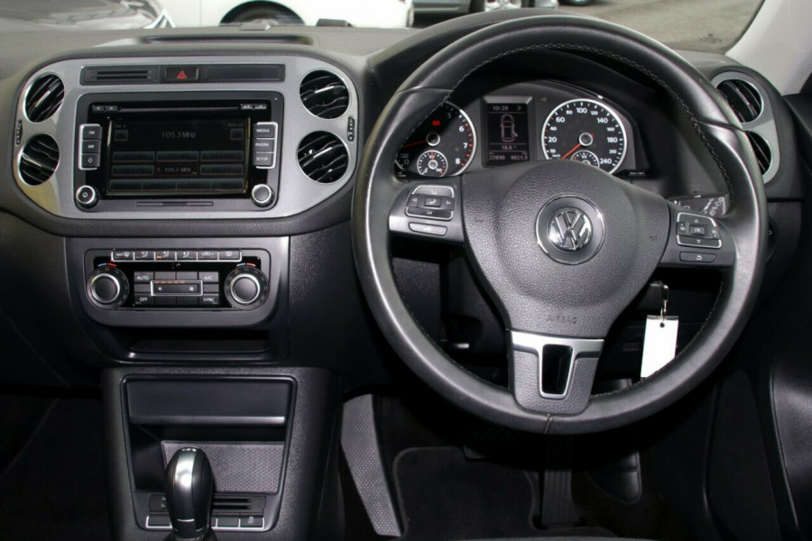 2014 Volkswagen Tiguan 5N MY14 132TSI DSG 4MOTION Pacific Wagon
