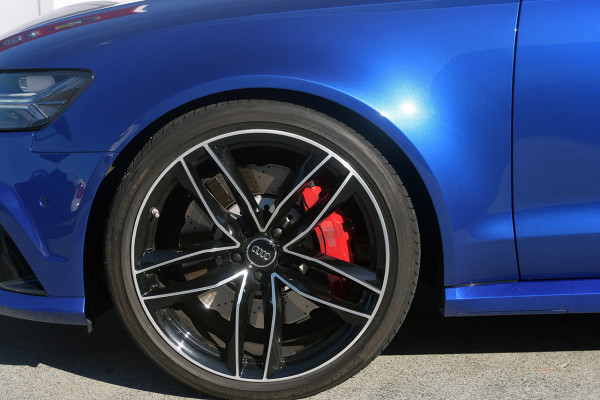 2014 MY15 Audi Rs6 4G MY15 A Wagon Image 4