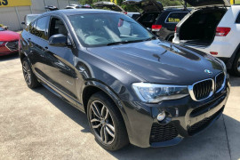 BMW X4 xDrive 20I F26 MY15