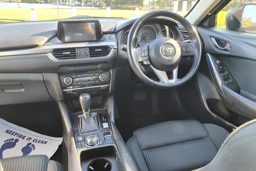 2015 Mazda 6 GJ1032 Sport Sedan Image 27