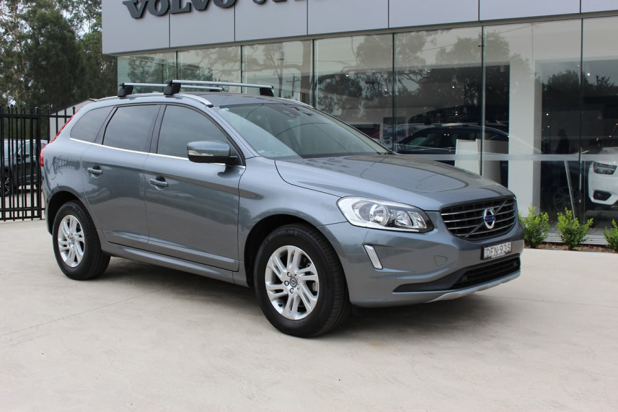 2016 Volvo XC60 (No Series) MY16 D4 Kinetic Suv