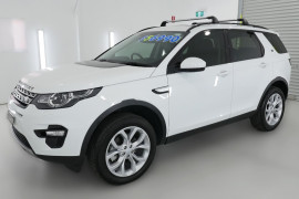 2017 MY18 Land Rover Discovery Sport L550 18MY TD4 132kW Suv Image 3