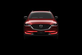 2021 Mazda CX-8 KG Series Touring SP Suv Image 4