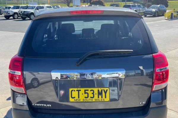 2014 Holden Captiva CG MY14 7 Suv Mobile Image 4