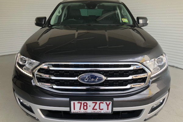 2019 MY19.75 Ford Everest TREND SUV 3.2L T Ute Image 2