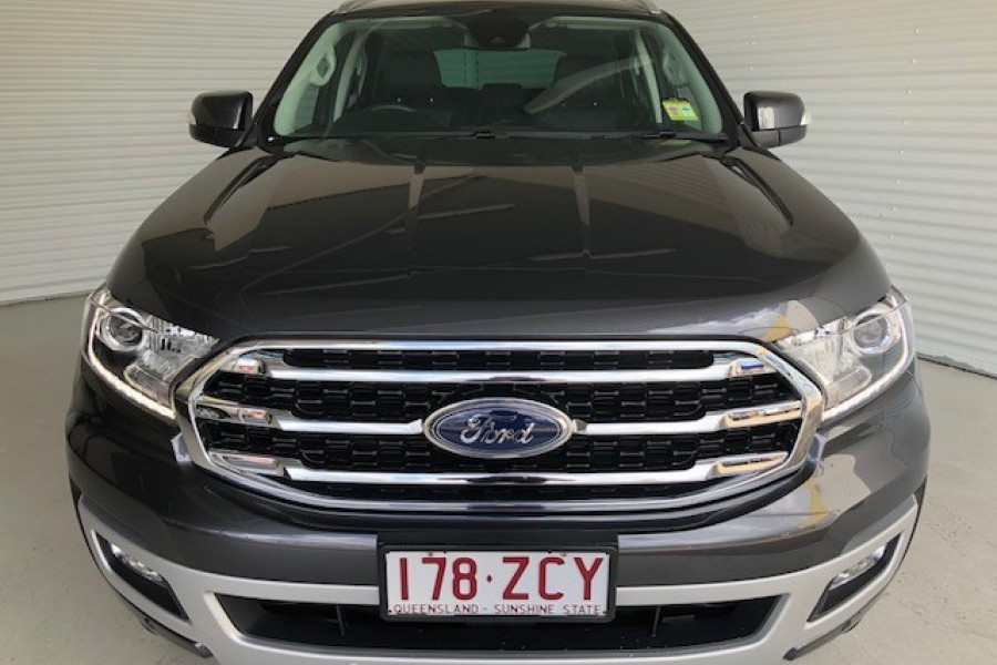 2019 MY19.75 Ford Everest TREND SUV 3.2L T Ute