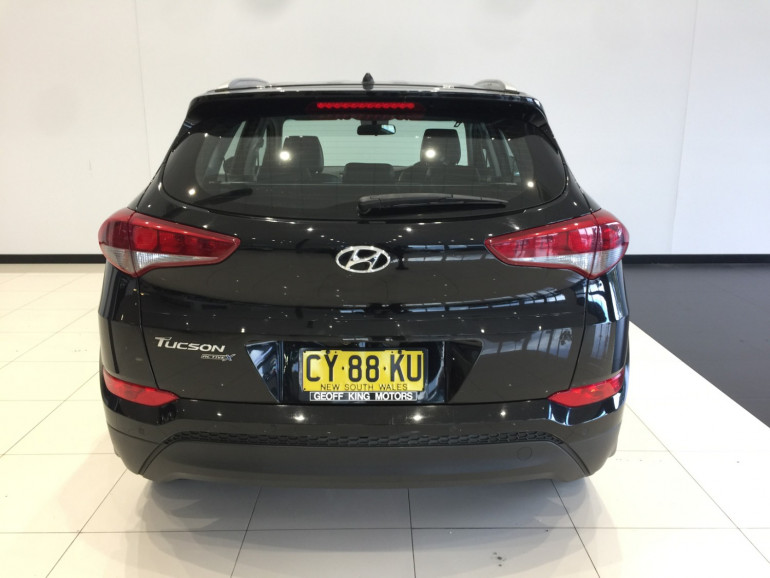 2017 Hyundai Tucson TL Active X Suv Image 5
