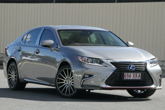 Lexus ES 300h Sports Luxury AVV60R