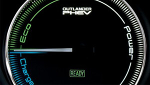 Outlander PHEV Electric Technology