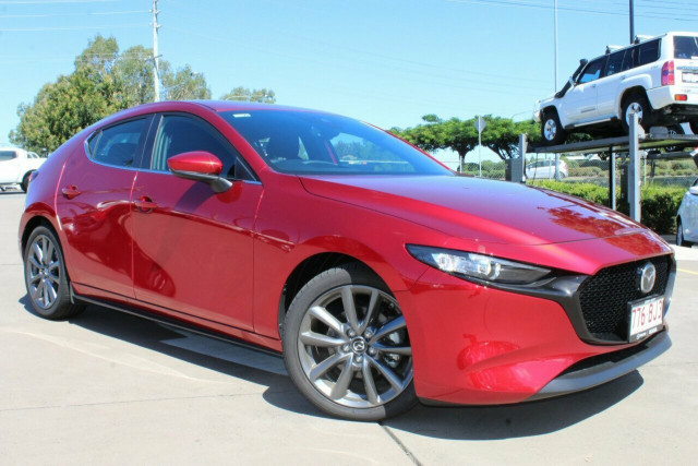 2020 Mazda 3 BP G25 Evolve Hatch Hatchback