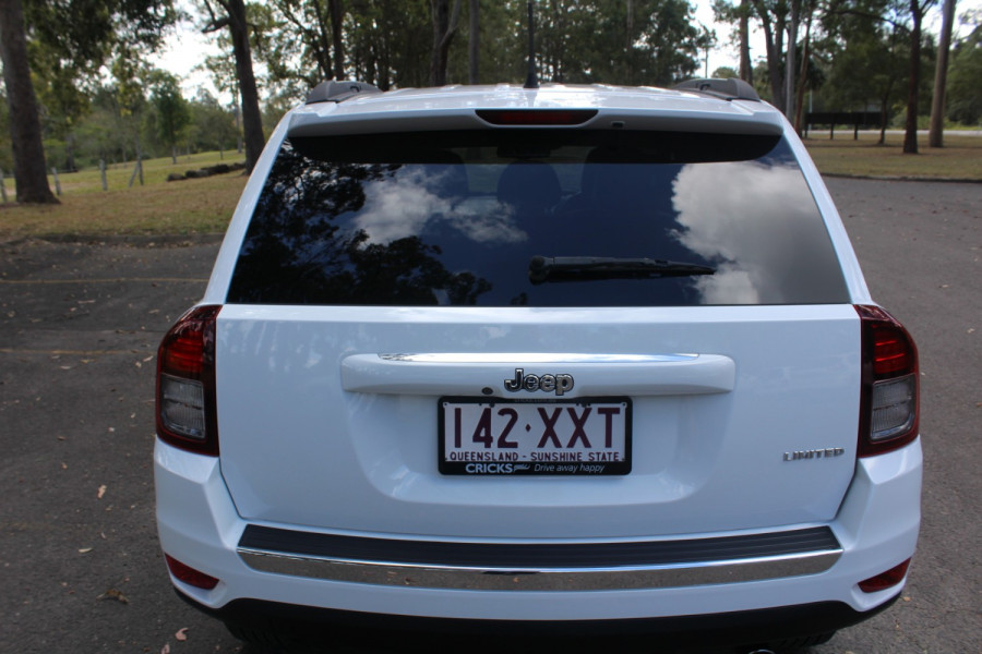 2014 Chrysler Compass MK  Limited Wagon