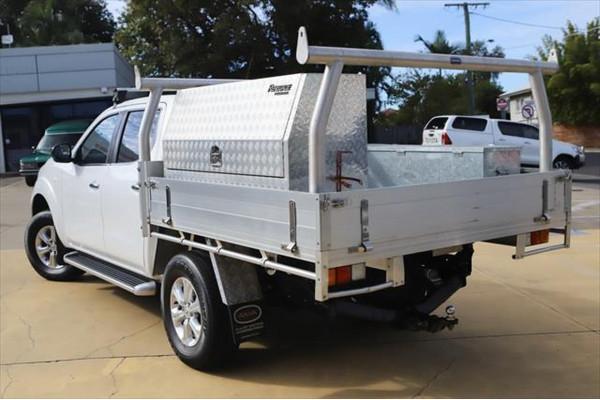 2016 Nissan Navara D23 Series 2 ST Utility Image 2