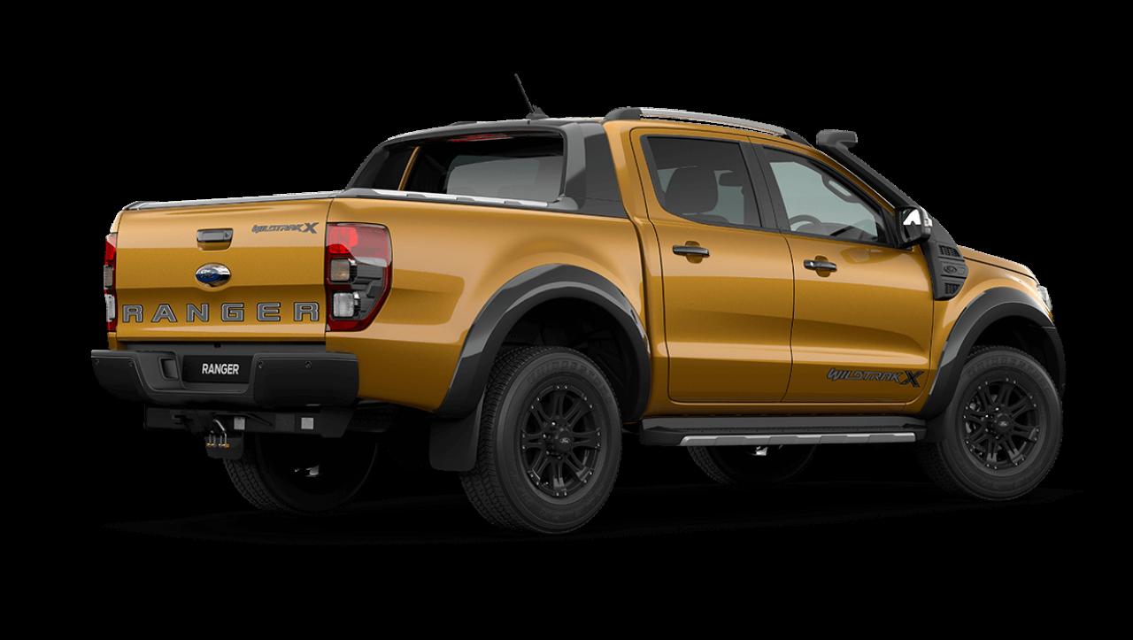 2020 MY20.75 Ford Ranger PX MkIII Wildtrak X Utility Image 4