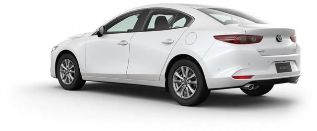 2020 Mazda 3 BP G20 Pure Sedan Sedan Mobile Image 18
