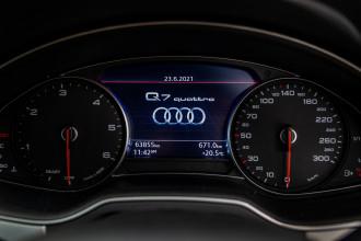 2016 MY17 Audi Q7 4M 3.0 TDI 160kW Suv