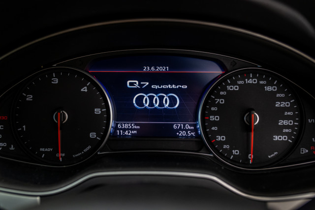 2016 MY17 Audi Q7 4M 3.0 TDI 160kW Suv Image 28