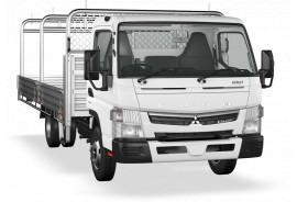 Fuso Canter Alloy Tray