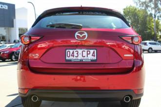 2021 Mazda CX-5 KF Series Touring Suv image 8