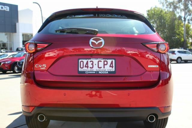 2021 Mazda CX-5 KF Series Touring Suv Mobile Image 8