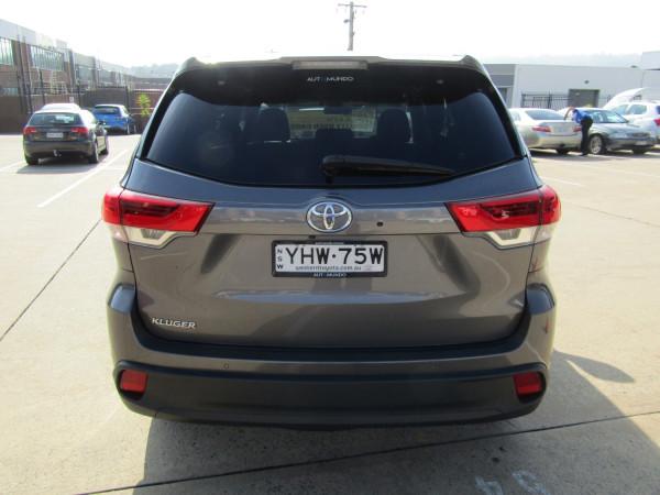 2017 MY18 Toyota Kluger GSU50R GXL 2WD Suv Image 4
