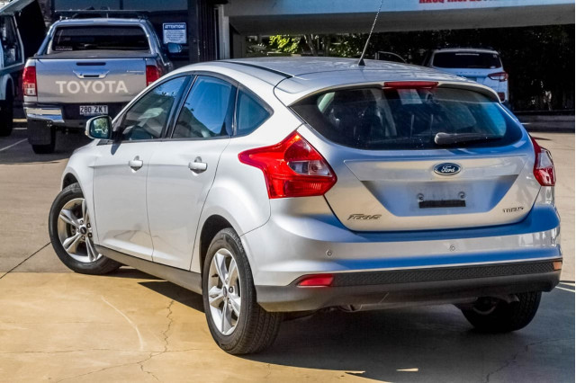 2014 Ford Focus LW MKII MY14 Trend Hatchback Image 2