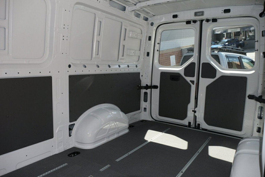 2018 Volkswagen Crafter SY1 Van MWB Standard Roof Van