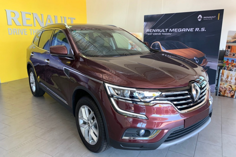 2019 MY18.5 Renault Koleos HZG Zen Suv