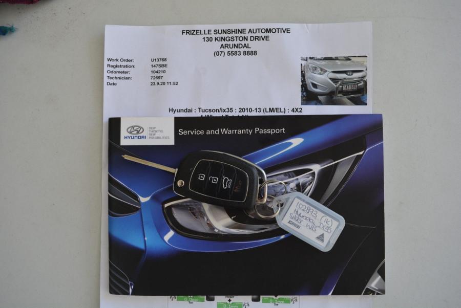 2011 Hyundai ix35 LM MY11 Active Wagon Image 22