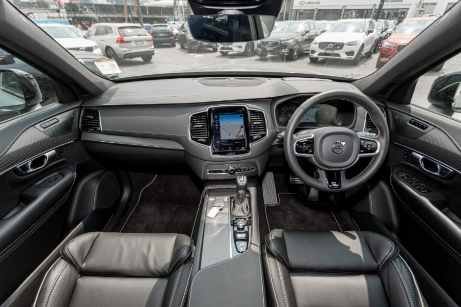 2019 MY20 Volvo XC90 L Series T6 R-Design Suv Image 23