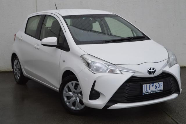 2017 Toyota Yaris Ascent