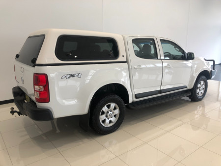 2016 Holden Colorado RG Turbo LT 4x4 dual cab Image 4