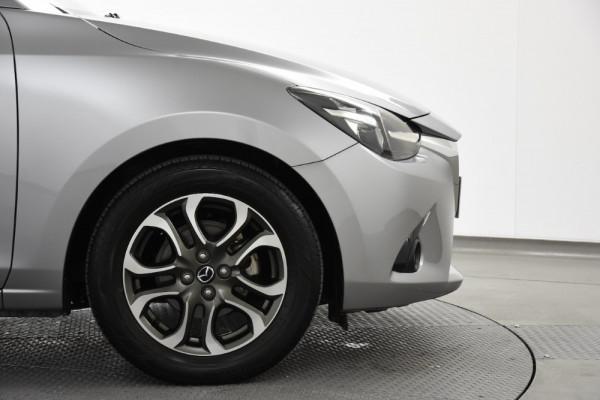 2014 MY15 Mazda 2 DJ2HA6 Genki Hatch Image 5