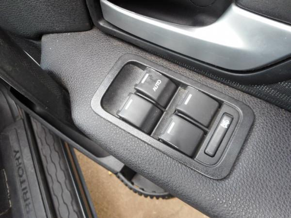 2014 Ford Territory SZ  TS RWD 2.7 T Wagon