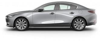 2021 Mazda 3 BP G20 Evolve Sedan Sedan image 21