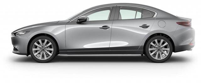 2021 Mazda 3 BP G20 Evolve Sedan Sedan Mobile Image 21