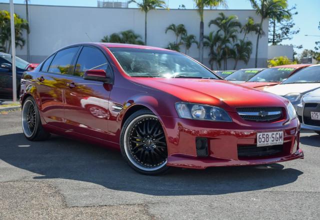 2006 Holden Commodore VE Omega Sedan