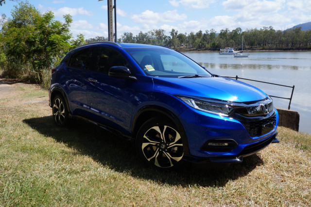 2020 MY21 Honda HR-V RS Suv