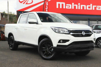 SsangYong Musso Ultimate Q201 MY20.5