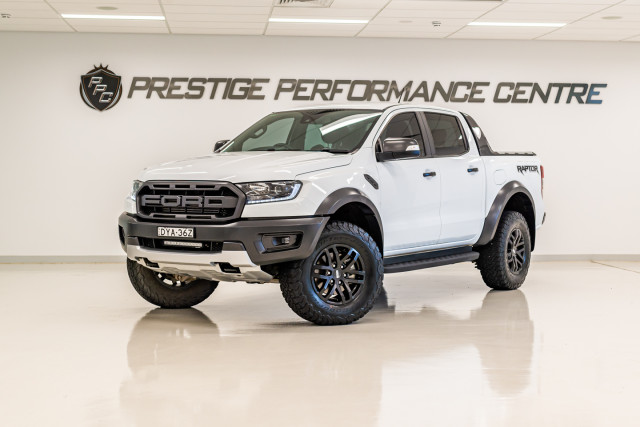 2018 MY19.00 Ford Ranger Utility Image 1