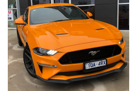 2018 Ford Mustang 2018 Coupe Image 5