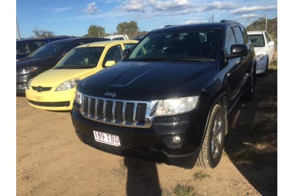 2012 Chrysler Grand Cherokee WK MY2013 LAREDO Wagon