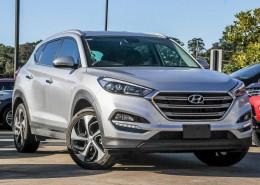 Hyundai Tucson Elite R-Series (AWD) TLE